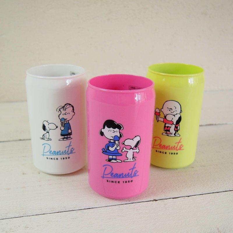 PEANUTS スヌーピー 缶型タンブラー