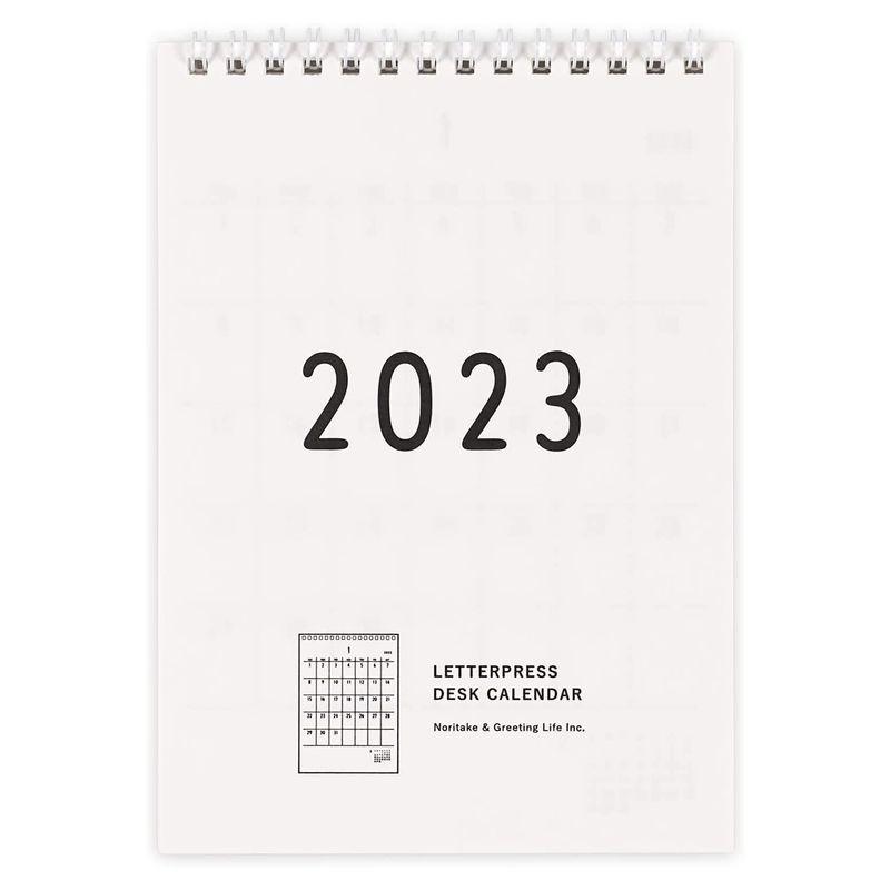 【2022年】 Noritake 卓上カレンダー