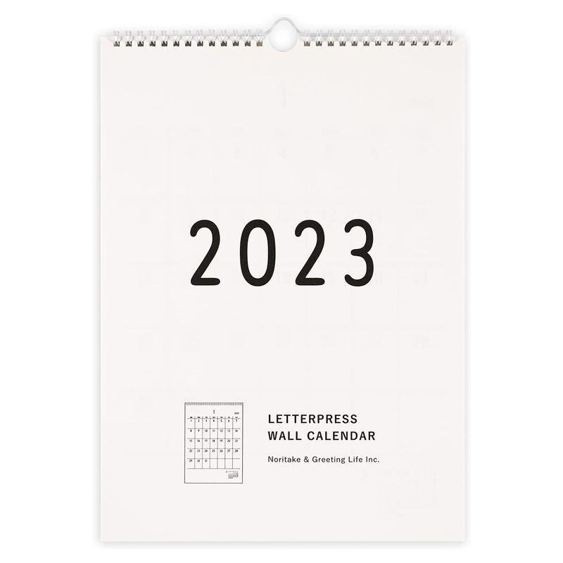 【2022年】 Noritake 壁掛けカレンダー