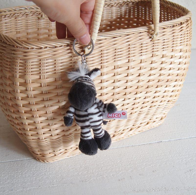 NICI Bean Bags ニキ ビーンバッグ / ゼブラ