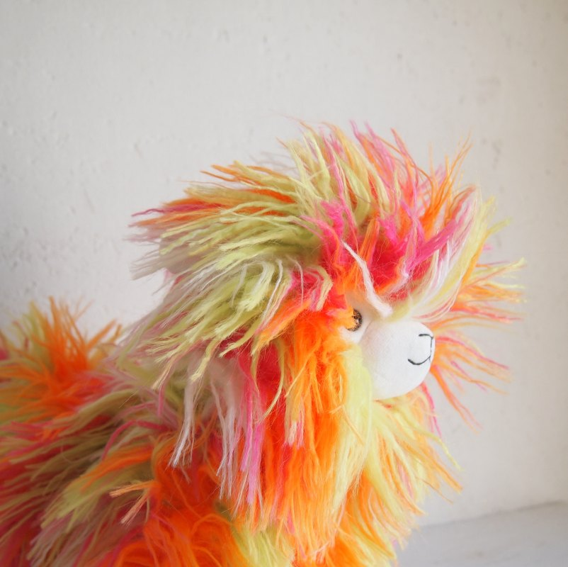 JELLYCAT Fiesta Llama(F2L) フィエスタラマ ぬいぐるみ