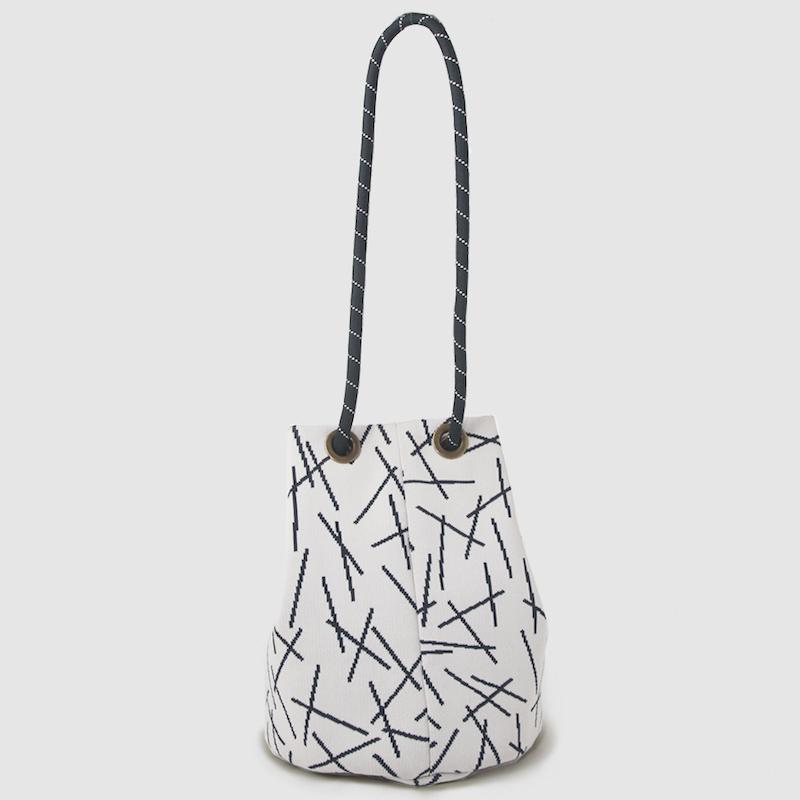 【TRICOTE】 トリコテ STICK BUCKET BAG