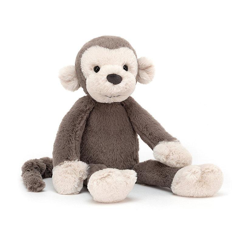 JELLYCAT Brodie Monkey Small (BRO6M) さる ぬいぐるみ