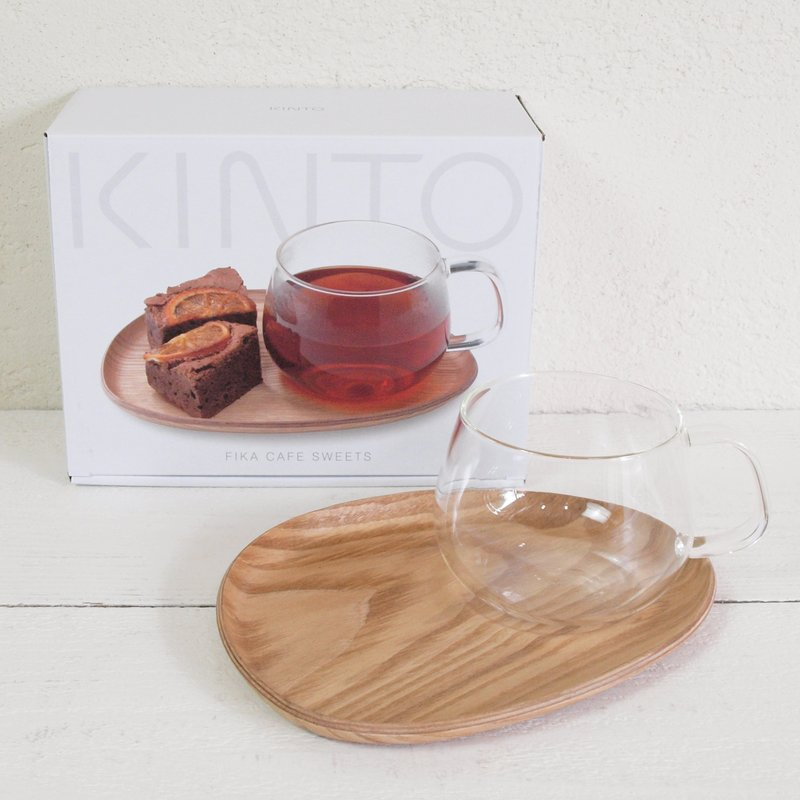KINTO キントー FIKA CAFE SWEETS フィーカ カフェスイーツ