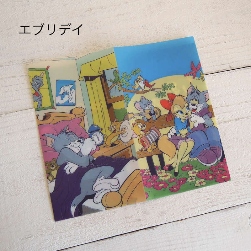 TOM AND JERRY トム&ジェリー 抗菌マスクケース
