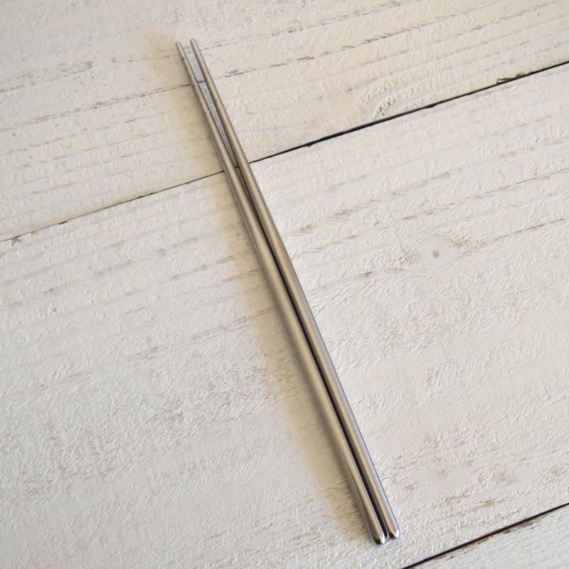 松野屋 ステンレス チョッカラ (韓国箸)