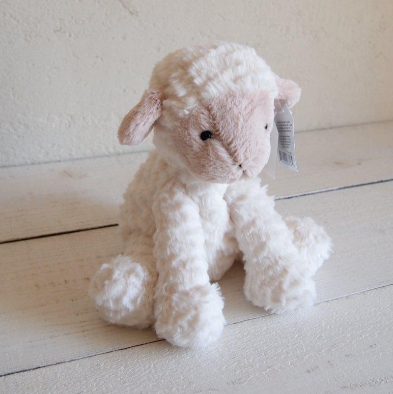 JELLYCAT Fuddlewuddle Lamb Medium(FW6LAM) ひつじ ぬいぐるみ