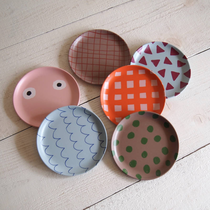 Goma bamboo plate S バンブープレート S