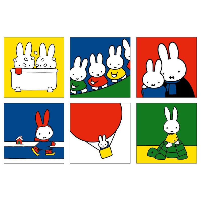 【2022年カレンダー】miffy ミッフィー ウォール式カレンダー BCA-1