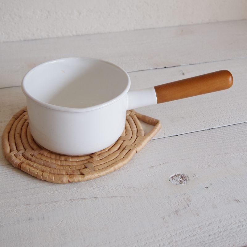 松野屋 水草鍋敷き 小