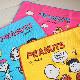 PEANUTS スヌーピー Dish Cloth ディッシュクロス (L)【ゆうパケット3枚まで1通で発送可】