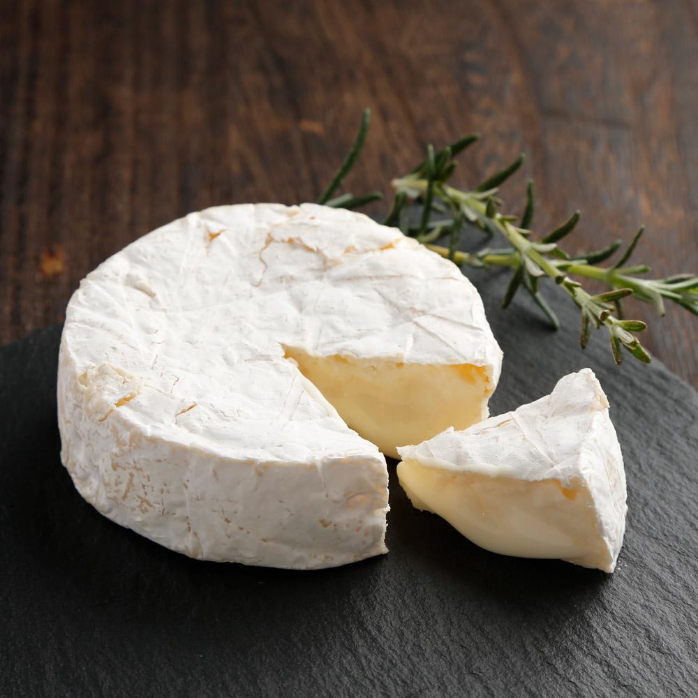 トワ・ヴェール くろまつないカマンベールチーズ 120g