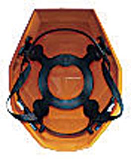 カクメット A-type(飛来・落下物用、電気用) オレンジ