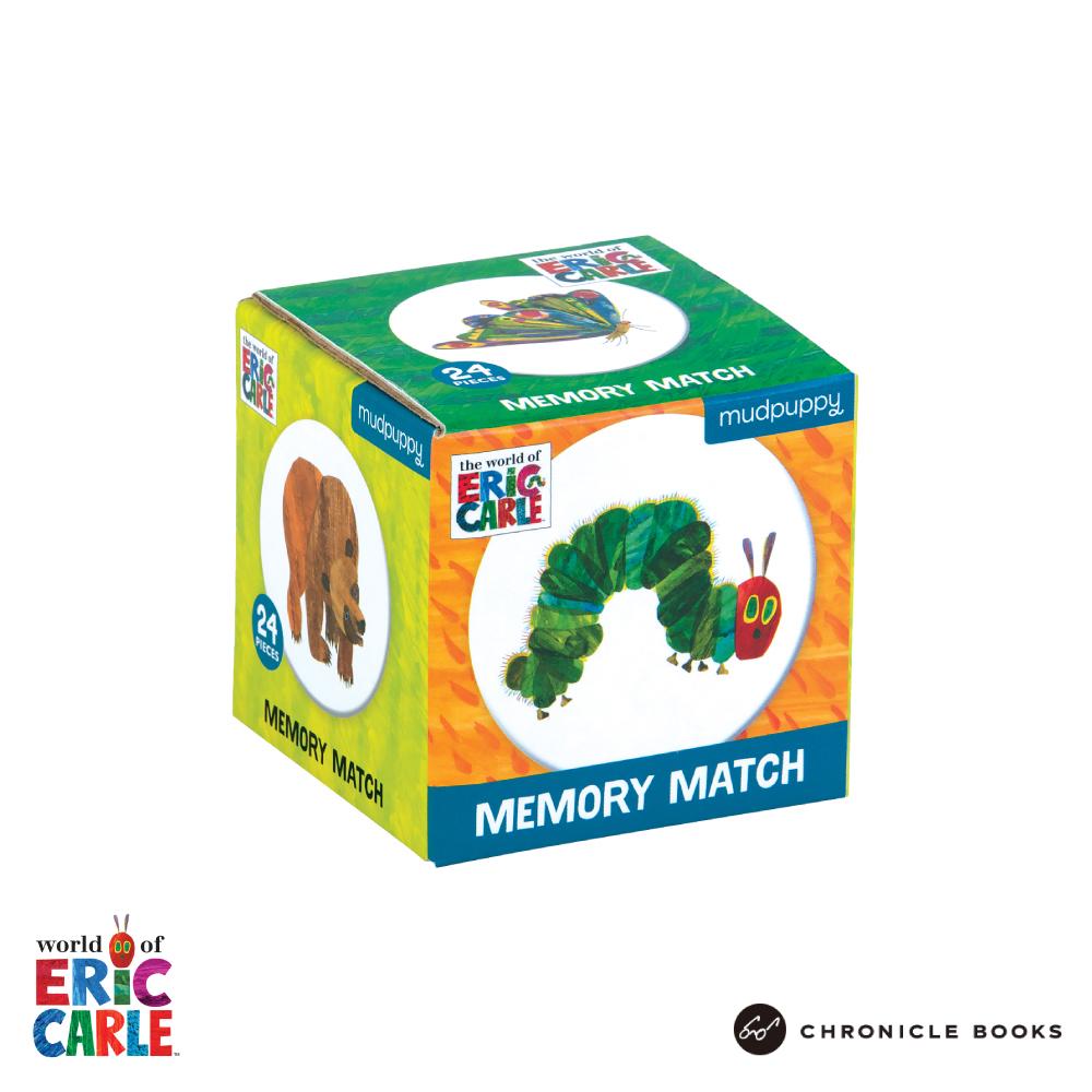 エリック・カール はらぺこあおむしメモリーゲーム