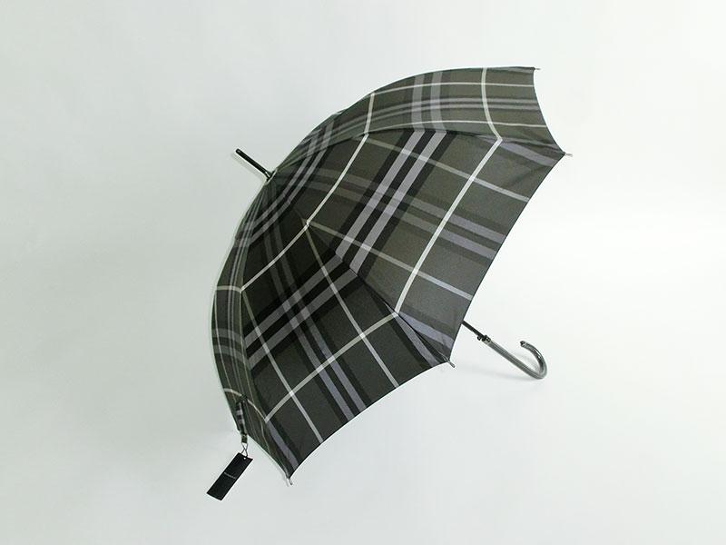 ◇◆◇ BURBERRY ★ バーバリー ◇◆◇ 長傘 バーバリーチェック/グレイ