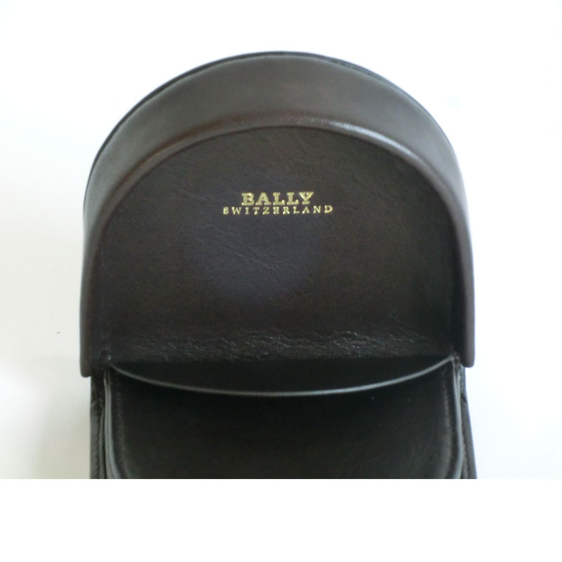 BALLY バリー 馬蹄型コインケース TACKO/271