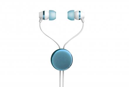 カナル型イヤホン VTH-IC021シリーズ ブルー