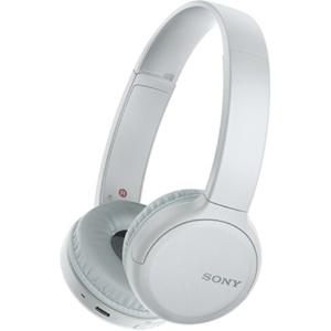 *受発注* ソニー ワイヤレスステレオヘッドセット ホワイト WH-CH510/W 1個