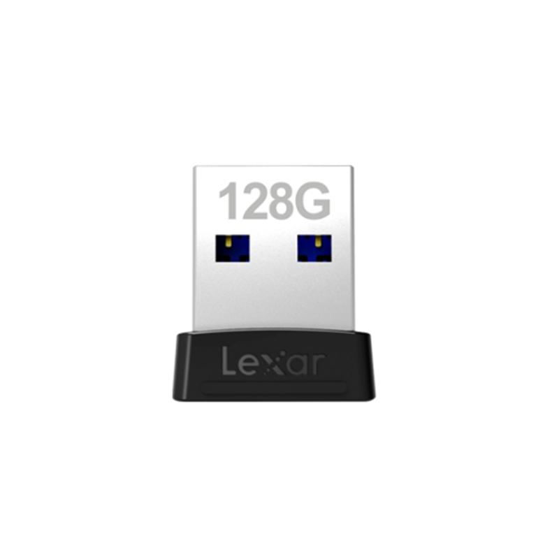 最大読込速度:250MB/秒 Lexar USB 3.1 Jump Drive S47 USBフラッシュドライブ 128GB LJDS0470128G-BNBNJ