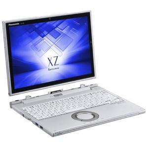 *受発注* パナソニック Lets note XZ6 ビジネスモデル 12.0型(2in1) Corei7-7600UvPro 512GB(SSD) CF-XZ6SF8VS 1台