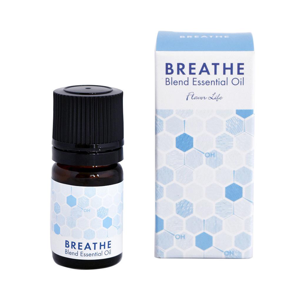 【BREATHE】ブレンドエッセンシャルオイル