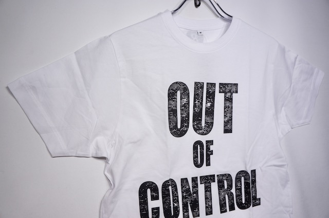 【8 BALL】 OUT OF CONTROL THE CLASH -WHITE-