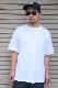 【BURLAP OUTFITTER】 B.B TEE -WHITE- BO040022