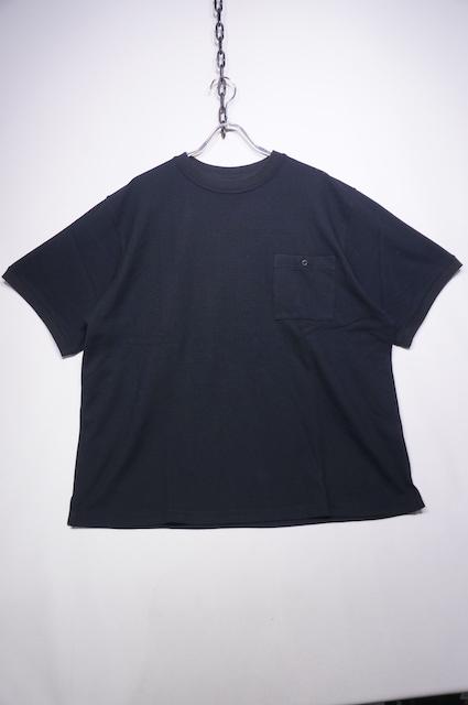 【BURLAP OUTFITTER】 B.B TEE -BLACK- BO040022