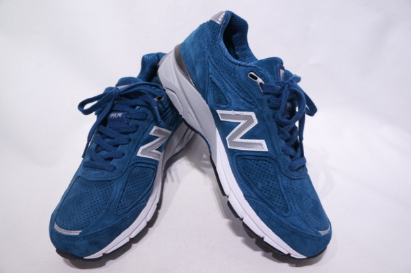 【NEW BALANCE 】 M990NS4 -BLUE- 【MADE IN USA】