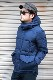 【ZANTER JAPAN】 DOWN PARKA VINTAGE -NAVY- 6710