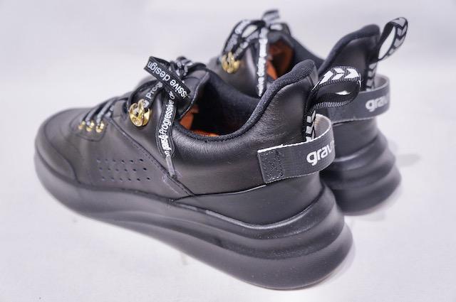 【GRAVIS】 GRANT -BLACK GOLD- 25320