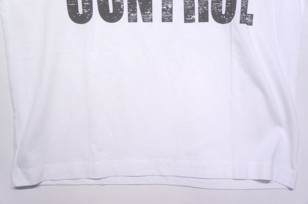 【8 BALL】 OUT OF CONTROL -WHITE-