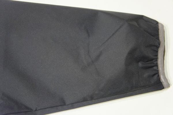 【CAMP SERVICE】 SLASH PARKA -BLACK-