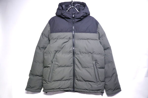 【FAT MOOSE】 BIRK JACKET -GREEN BLACK- FM1202