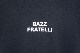 【BAZZ FRATELLI】 BAZZ LOGO TEE 13 STARS -BLACK-