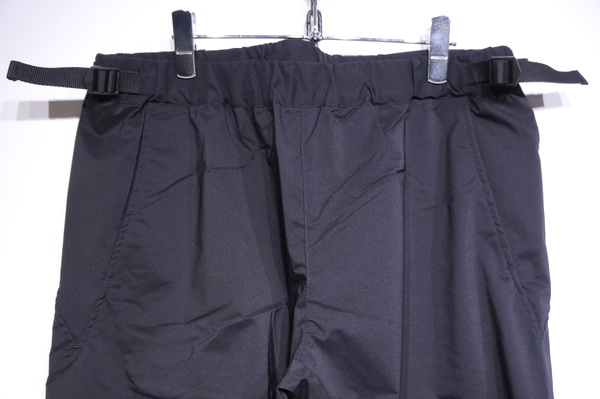 【BURLAP OUTFITTER】 TEN THOUSAND PANT -BLACK-