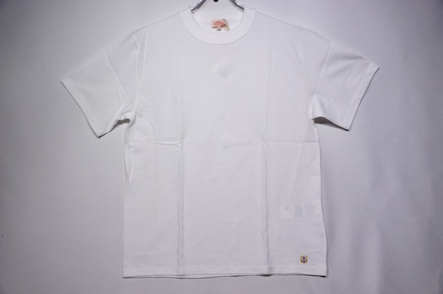 【ARMOR LUX】T SHIRT HERITAGE -WHITE-