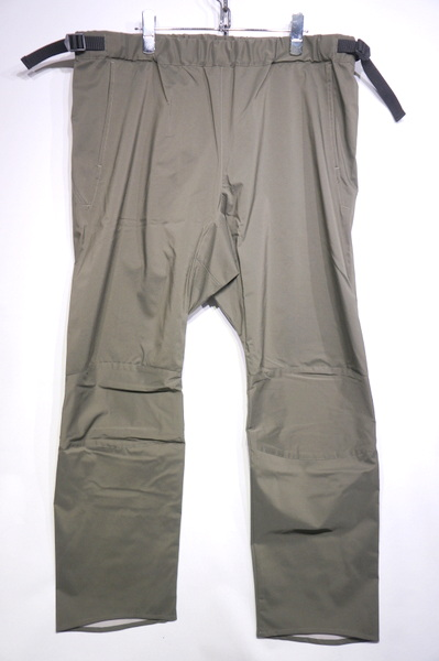 【BURLAP OUTFITTER】 TEN THOUSAND PANT -DARK TAUPE-