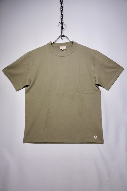 【ARMOR LUX】T SHIRT HERITAGE -OLIVE-