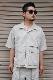 【DANNER】【CHAH CHAH】【SET UP】ADVENTUR SHIRT JACKET SHORTS -BEIGE-