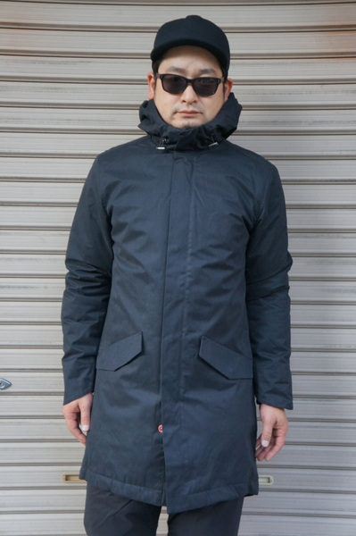 【FAT MOOSE】 MARCHALL JACKET -BLACK- FM11131