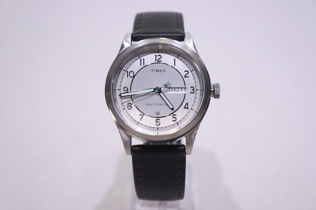 【TIMEX】 THE WATERBURY WATCH -LEATHER STRAP- TW2U90200