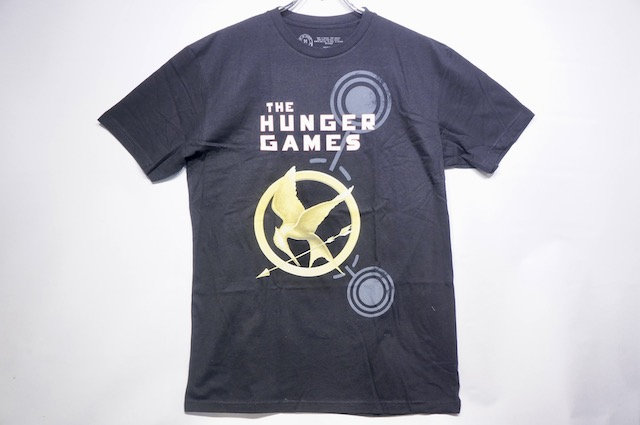 【OUT OF PRINT】THE HUNGER GAMES -BLACK-