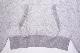【WHITESVILLE】 HEAVY SWEAT HOODED PARKA -H GREY- WV67729