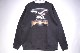 【THRIFTY LOOK】 PRINT CREW NECK SWEAT-2001 A SPACE ODYSSEY BLACK-