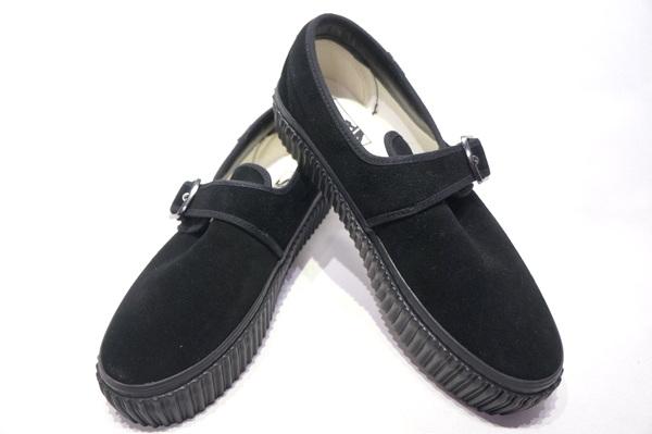 【VANS LIFESTYLE】 STYLE47 CREEPER -BLACK BLACK- VN0A4U1BBKA