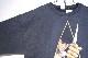 【THRIFTY LOOK】 PRINT CREW NECK SWEAT-CLOCK WORK ORANGE BLACK-