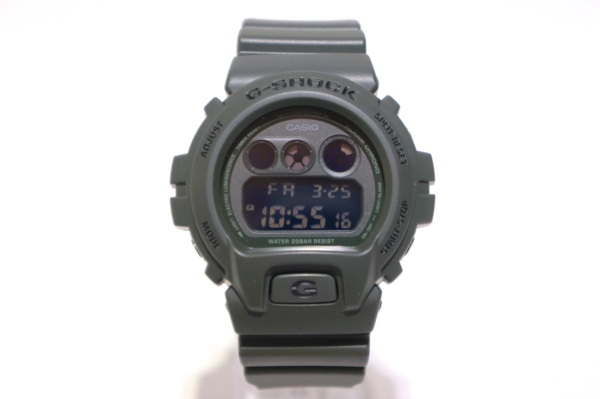 【CASIO】 G SHOCK -OLIVE ORANGE- DW-6900LU-3DR