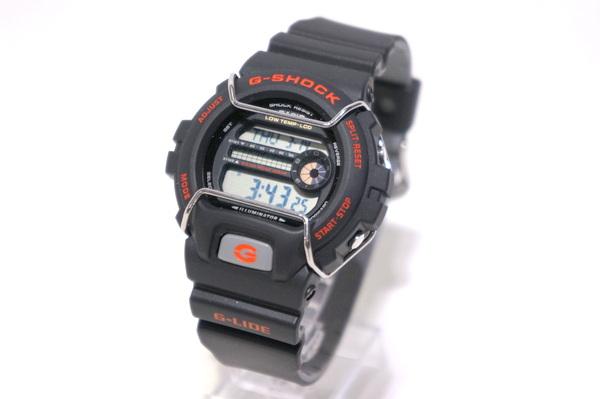 【CASIO】 G SHOCK -BLACK-GLS- 6900-1DR