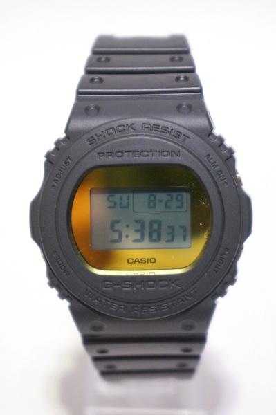 【CASIO】 G SHOCK -BLACK GOLD- 5700BBMB-1DR